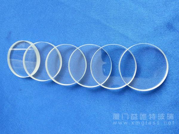 低硼硅视镜玻璃