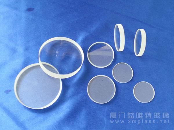 钢化硼硅视镜玻璃